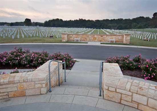 Ft Sam Houston National Cemetery Emerson Construction